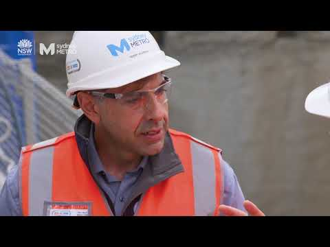Sydney Metro: start of city tunnelling