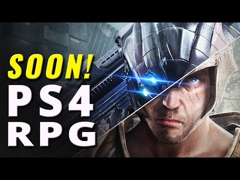 40 Upcoming PS4 RPGs of 2017-2018 | New Role-playing Games for PlayStation 4