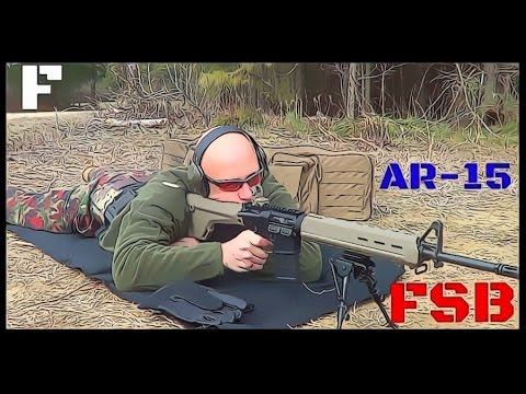 AR-15 F Marked Front Sight Block (FSB): Does It Matter?
