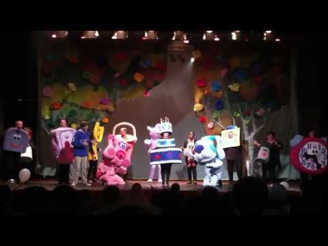 Happy Birthday Blue - Blues Clues Live @ Sherman Theater