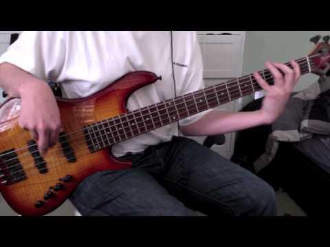 Spanish Joint - D'Angelo - Bass Jam Cover