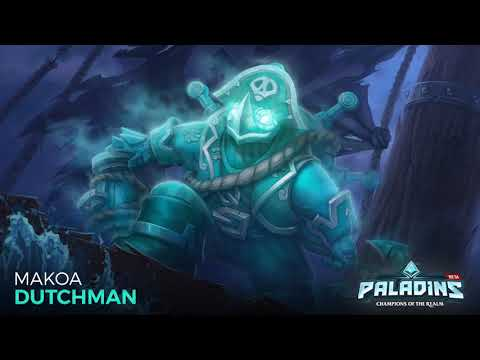 Makoa Dutchman Theme Song Extended - Paladins