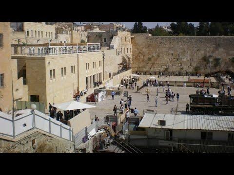 JERUSALEM WAILING WALL ISRAEL