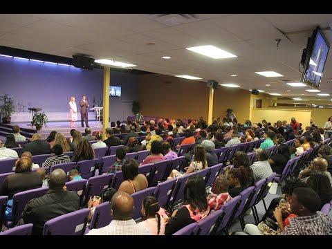Sunday 11-6-2016 At ElShaddai Church, Houston!