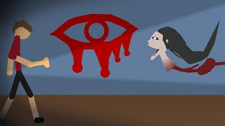 Eyes The Horror Game - Stick Nodes Horror Animation - Stickman Animation