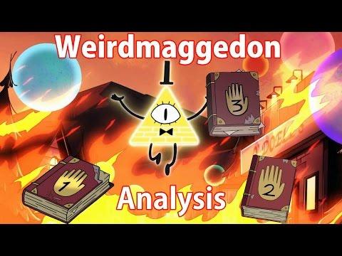 Gravity Falls: Mega Weird Weirdmaggedon Analysis | TheNextBigThing