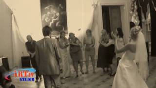 Шуточный свадебный клип