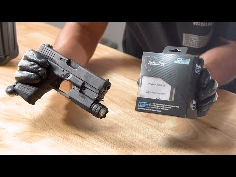 This $30 Weapon Light Is Dope! | DefendTek Flashlight Review