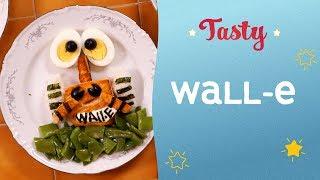 Готовим Валли (Wall-E) из лосося