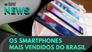 Ao vivo | Os smartphones mais vendidos do Brasil | 14/12/2018 #olhardigital