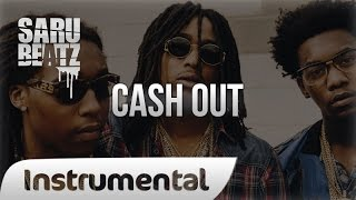 "Migos 2 Chainz Style Trap Beat Rap Instrumental ""Cash Out"" - SaruBeatz"
