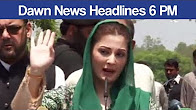 Dawn News Headlines - 06:00 PM