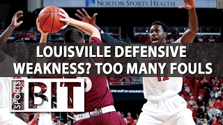 Louisville vs North Carolina | Sports BIT | NCAA Basketball Betting Preview