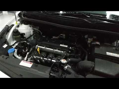 Хендай солярис стук в двигателе ч1