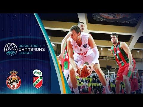 AS Monaco v Pinar Karsiyaka - Full Game - Basketball Champions League 2017-18