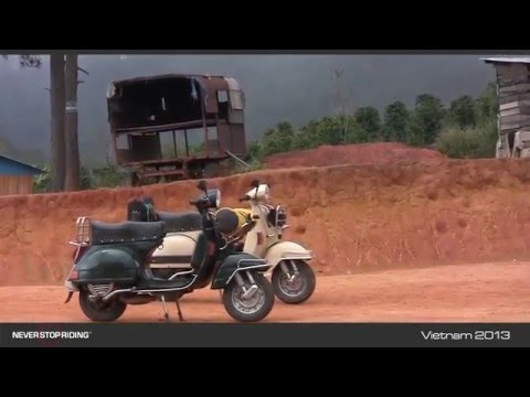 Vietnam Motorcycle Adventure - Never Stop Riding (New)