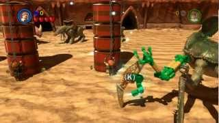 Lego Star Wars III The Clone Wars: Gameplay PC(HD)