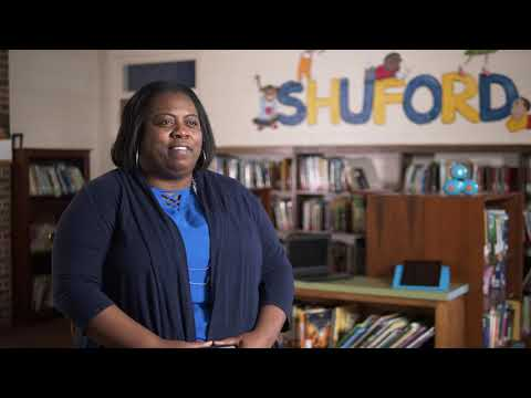 Newton-Conover City Schools | Shuford Elementary School | Blended Learning