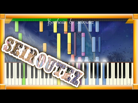 [Synthesia][MIDI] Candle in the Wind