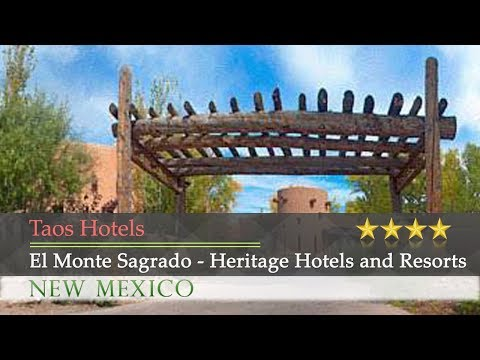 El Monte Sagrado - Heritage Hotels and Resorts - Taos Hotels, New Mexico