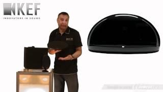 product Tour: KEF KHT3005K2 KHT3005 (Black) Speaker System w/ Kube-2 Subwoofer