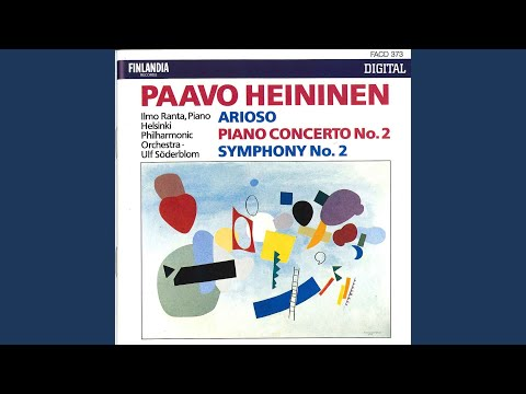 Symphony No.2 Op.9, 'Petite symphonie joyeuse' : I Allegro