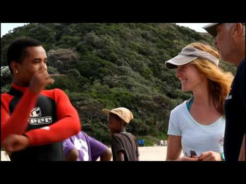 Unstressed Surf School - A day of fun