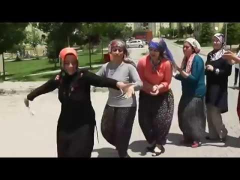 Adana Köylülerin Çok Güzel Halayları
