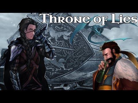 Throne of Lies: Mercenary Hoarding
