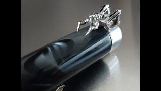 """Custom Pen """"Oracle""""  / Garcia-Deschacht Exclusive Custom Pens"""