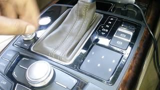 Automatic Car Driving | Simpel Audi car Drive
