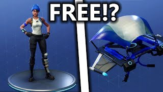 Secret FREE Fortnite Outfit YOU dont know about!
