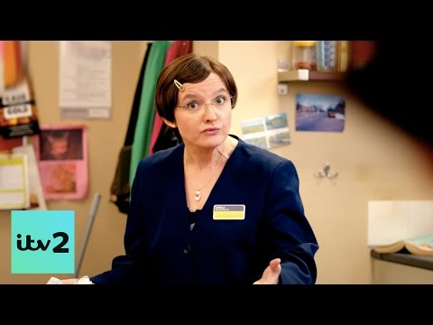 Have You Seen Angela's Muff?   The Job Lot   ITV2