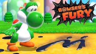 Bowser's Fury - Yoshi Walkthrough Part 1