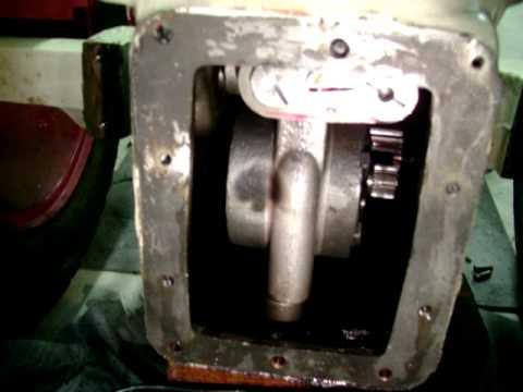 Bolens 1455 - Eaton 12 hydro repair #10