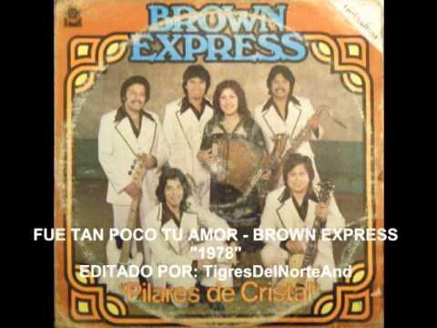Chavela y su grupo Express - Fue tan poco tu amor