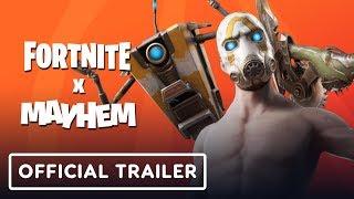 Fortnite X Mayhem - Official Trailer