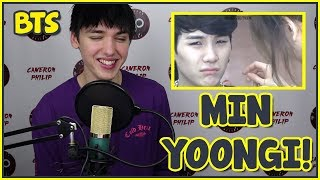 An Introduction to BTS: Suga Version REACTION [MY BIAS]