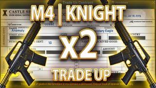 M4 KNIGHT TRADE UP x2