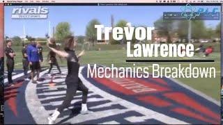 performance lab trevor lawrence mechanics breakdown