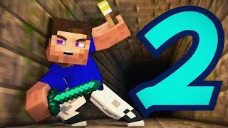 ПОКОРИТЕЛЬ ДАНЖЕЙ! (LP Minecraft — Потерянный Мир)