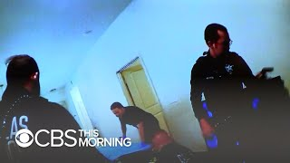 Graphic new bodycam footage revealed in Amber Guyger trial