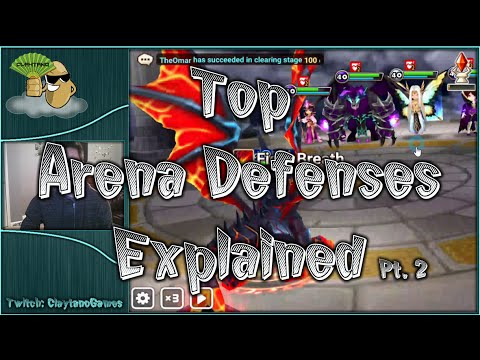 TOP ARENA DEFENSES & WHY THEY WORK Pt. 2
