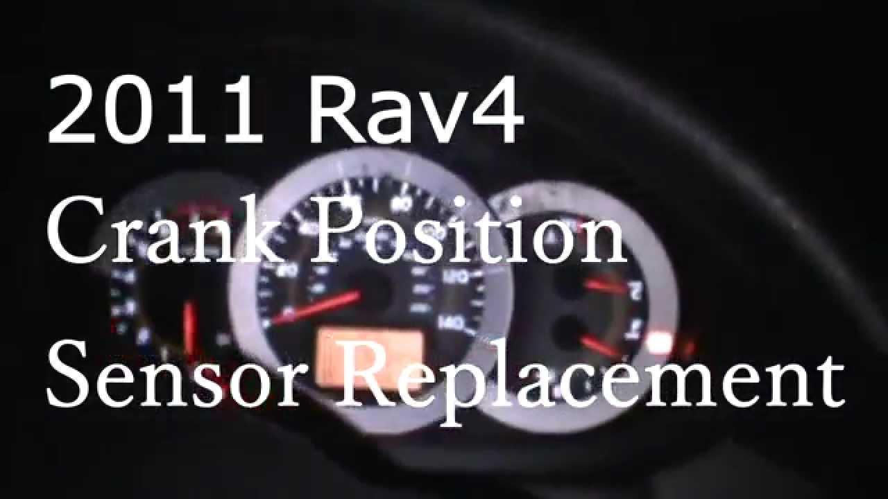 small resolution of diagnosing and replacing crank position sensor on rav4