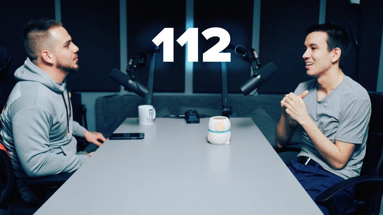 Подкаст 112 - гост Георги Пармаков епизод 21