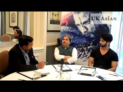 Haider - Vishal Bhardwaj and Shahid Kapoor Interview