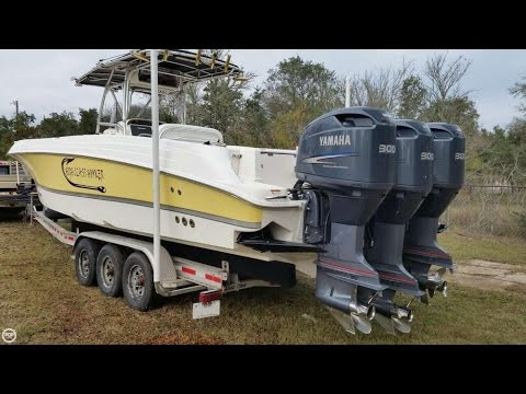 [UNAVAILABLE] Used 2005 Wellcraft 35 CCF In Kyle, Texas