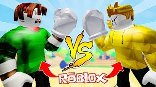 WE ARE SUPER STRONG AND FIGHT!! LIFTING SIMULATOR ROBLOX 💙💚💛 BE BE BE BE MILO VITA AND ADRI 😍 AMIWITOS