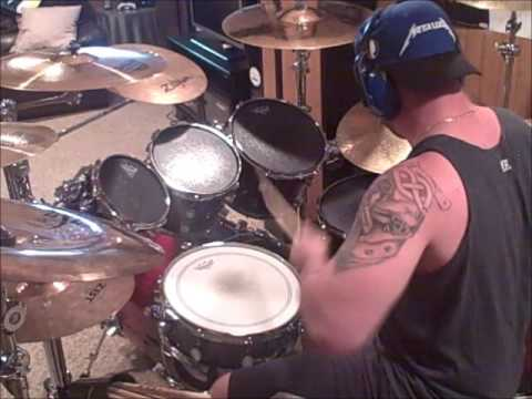 Dying Breed-Five Finger Death Punch Drum Cover