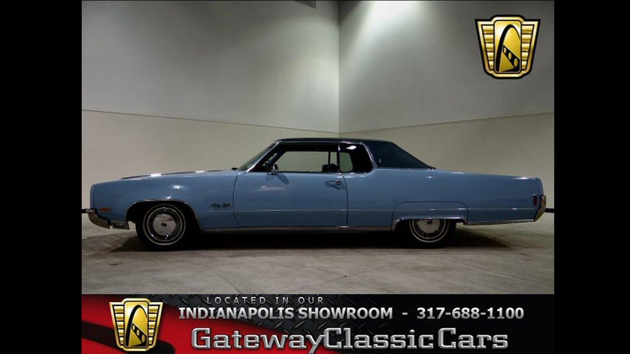 1970 Oldsmobile Ninety Eight 103 Ndy Gateway Classic Cars Indianapolis Youtube